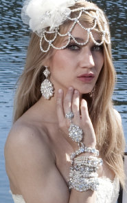 couture wedding jewelry